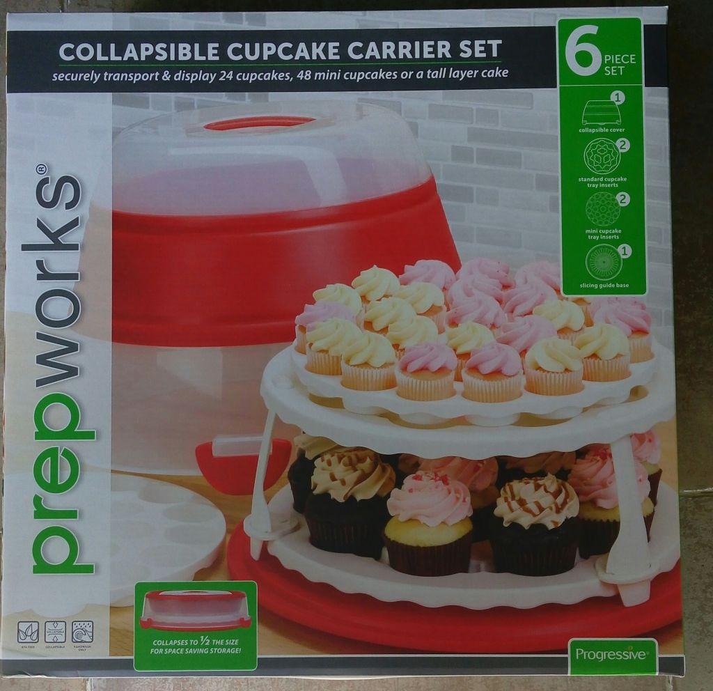 Sam's Club: Porta Cupcake a $79