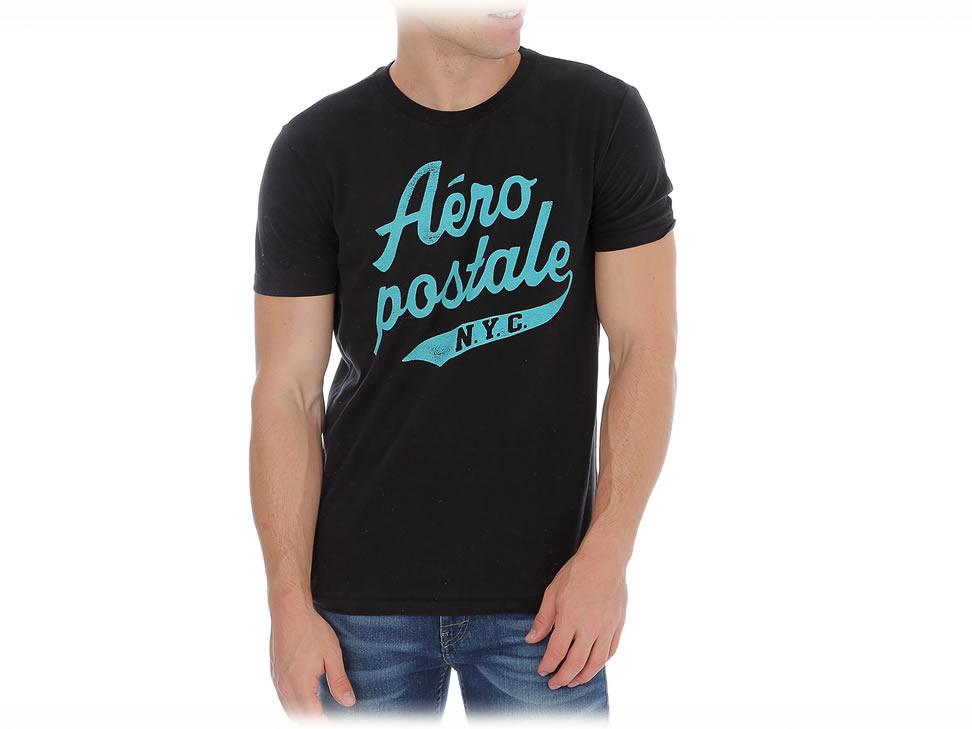 Liverpool en línea: playeras Aeropostale desde $54, $63 y $70 pesos