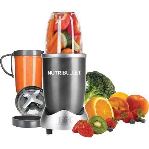 Amazon Nutribullet Procesador de Alimentos Serie 600 8 pzas