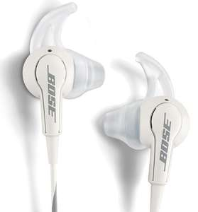 Amazon: Bose SoundTrue Auriculares en color blanco a $999