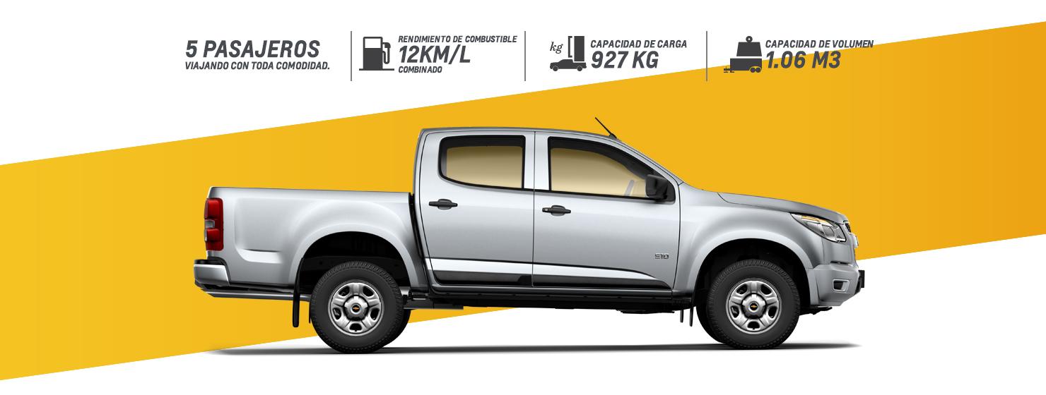 Chevrolet: descuento de hasta $68,000 en S10 2016