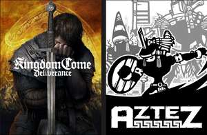 Epic Games: Kingdom Come Deliverance y Aztez (Gratis del 13 al 20 de febrero) para PC