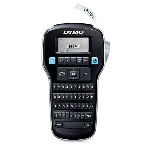 Amazon: Etiquetadora DYMO LabelManager 160 a $9.99 USD