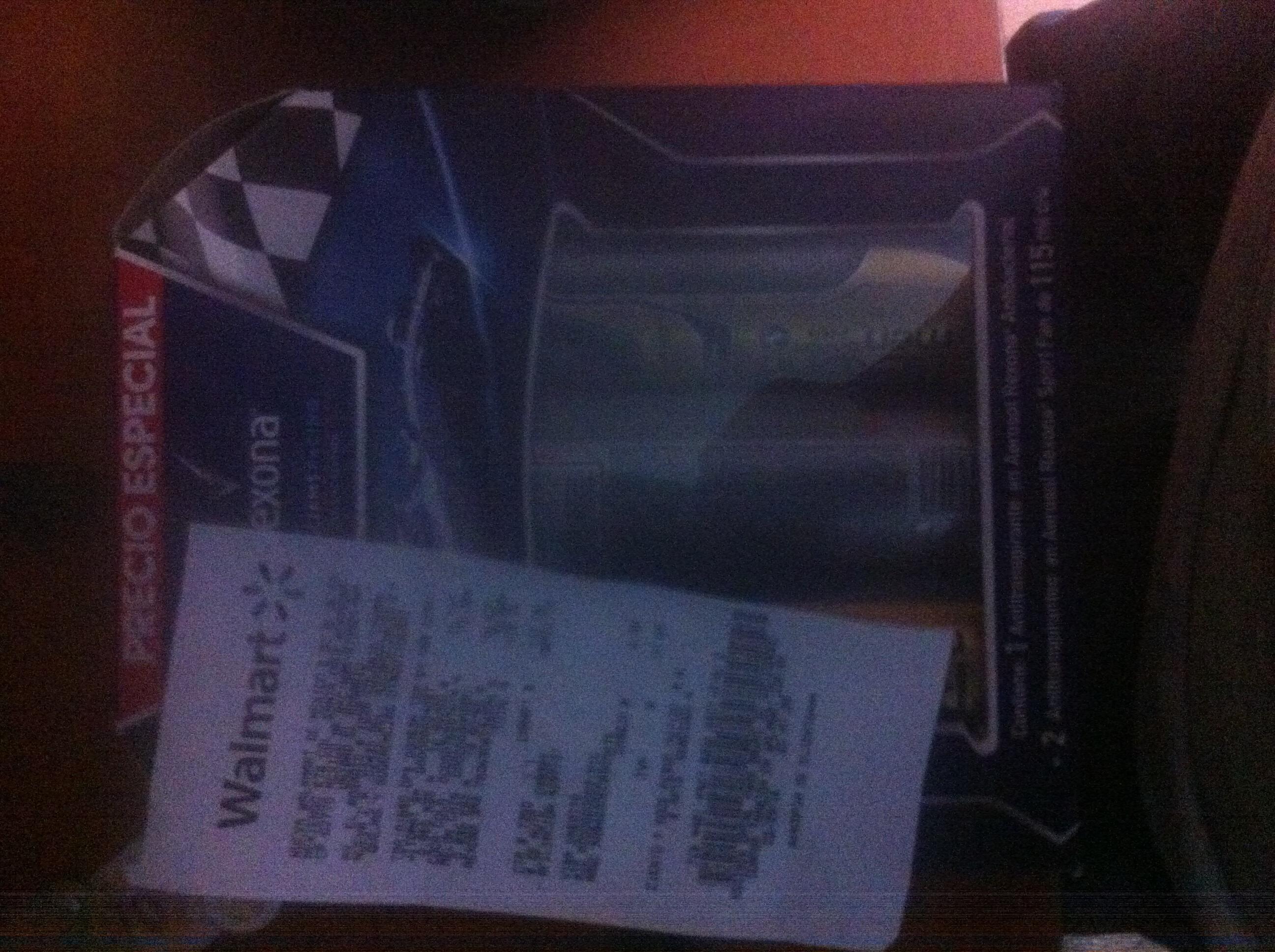 Walmart El Rosario: paquete 3 Rexona a $70