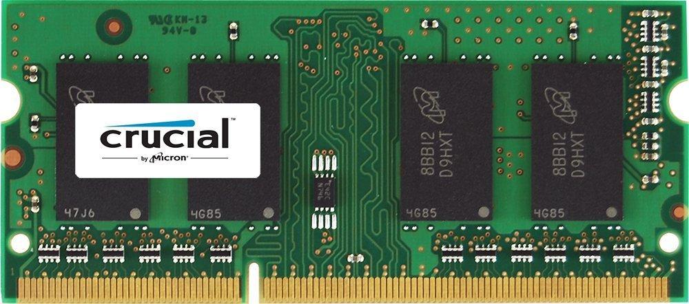 Amazon: Memoria para Mac marca Crucial de 8gb para laptop (no Macbook air) NUEVO PRECIO: $516 (antes $594)
