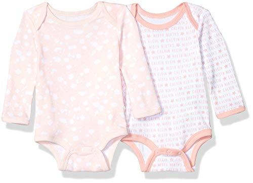 Amazon: 2 pañaleros Calvin Klein nena 9-12 meses