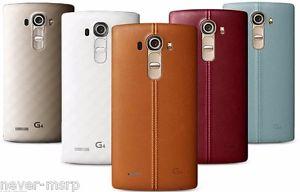 Ebay: LG G4 a $299.19 DLLS con cupón (Queda aprox. $5,180)