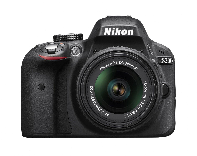 Amazon: Cámara Reflex Nikon D3300 $6,998 a MSI ó $5,948 pagando con Saldazo (cupón).