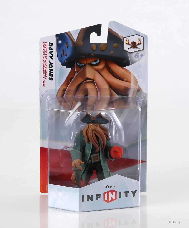 Soriana: Figura de Davy Jones Disney Infinite a $43.00