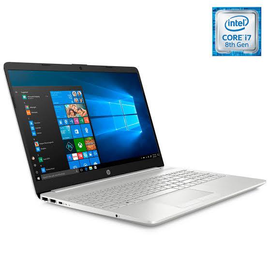 Office Depot. Laptop Hp 15-DW0005LA / Intel Core i7 / 15.6 Pulg. / 1tb / 8gb RAM / Plata