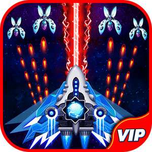 Play Store: Space Shooter: Alien vs Galaxy Attack (Premium)