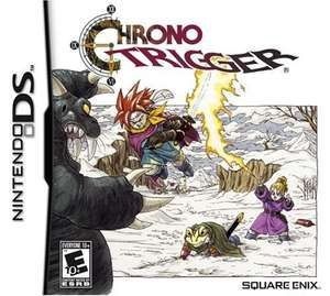 Amazon: Chrono Trigger DS a $348.70