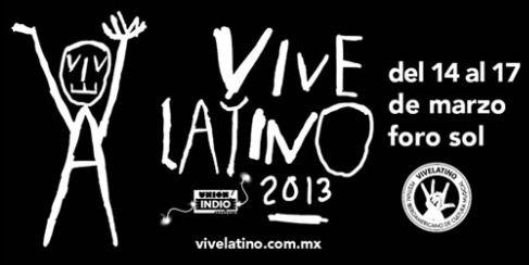 20 canciones gratis en iTunes de bandas del Vive Latino