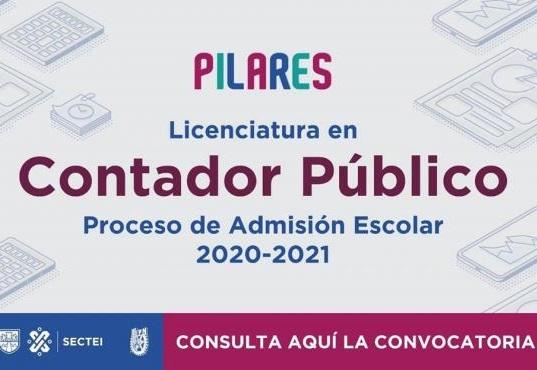 IPN y Pilares: Estudia Gratis la Licenciatura en Contador Público Modalidad No Escolarizada y Mixta