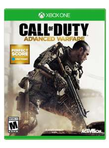 Amazon: Call of Duty: Advance Warfare Xbox One a $500.97 ($425 con tarjeta saldazo)
