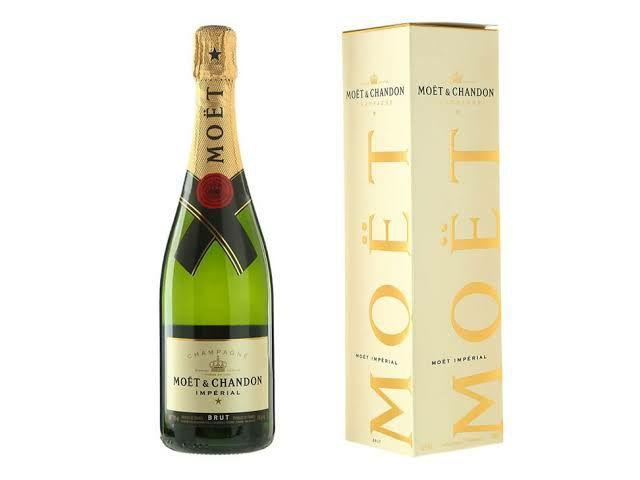 Chedraui en línea: Champagne Moët & Chandon Imperial