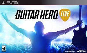 Amazon: Guitar Hero Live Bundle PlayStation 3 - Standard Edition a $875