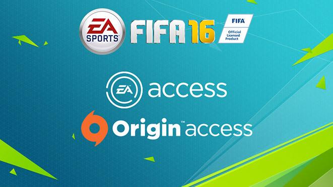 EA Access: FIFA 16 en The Vault a partir del 19 de Abril XBOX ONE y Origin Access