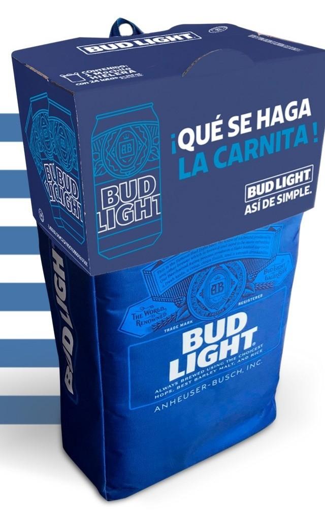 7eleven-24 pack bud light más una mochila hielera x$489 pesos