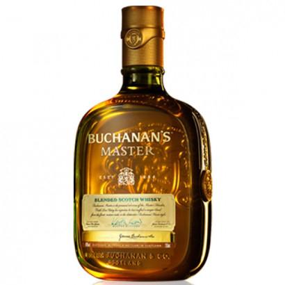 La Europea: whisky Buchanans Master de 750 ml a $574