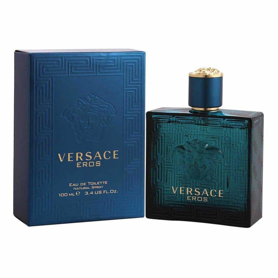 Walmart: Versace eros 100 ml
