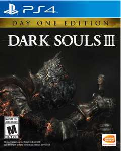 Amazon MX: Dark Souls 3 Day One Edition PS4 a $1,094 pesos