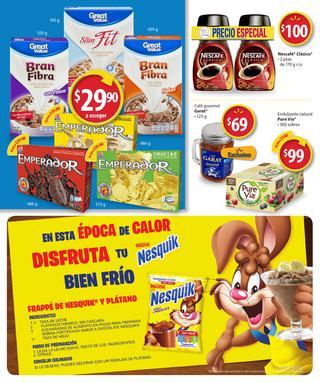Walmart: Folleto de Quincena, válido del 6 al 19 de abril del 2016
