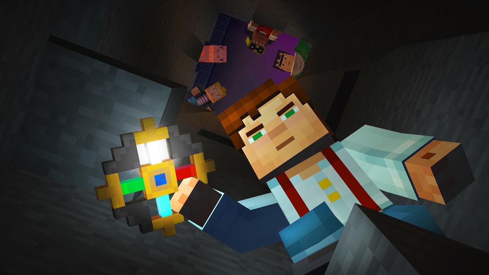 Google Play: Minecraft Story Mode a $8.50