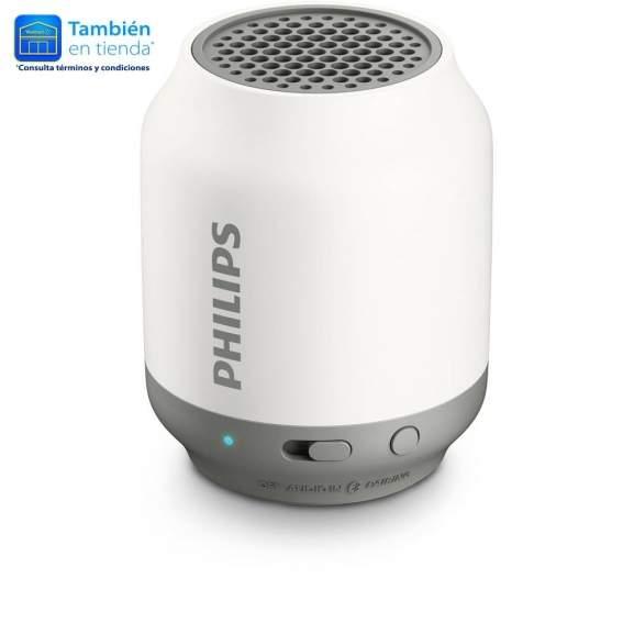 Chedraui Universidad:  Bocina Bluetooth Philips De $340 a $95