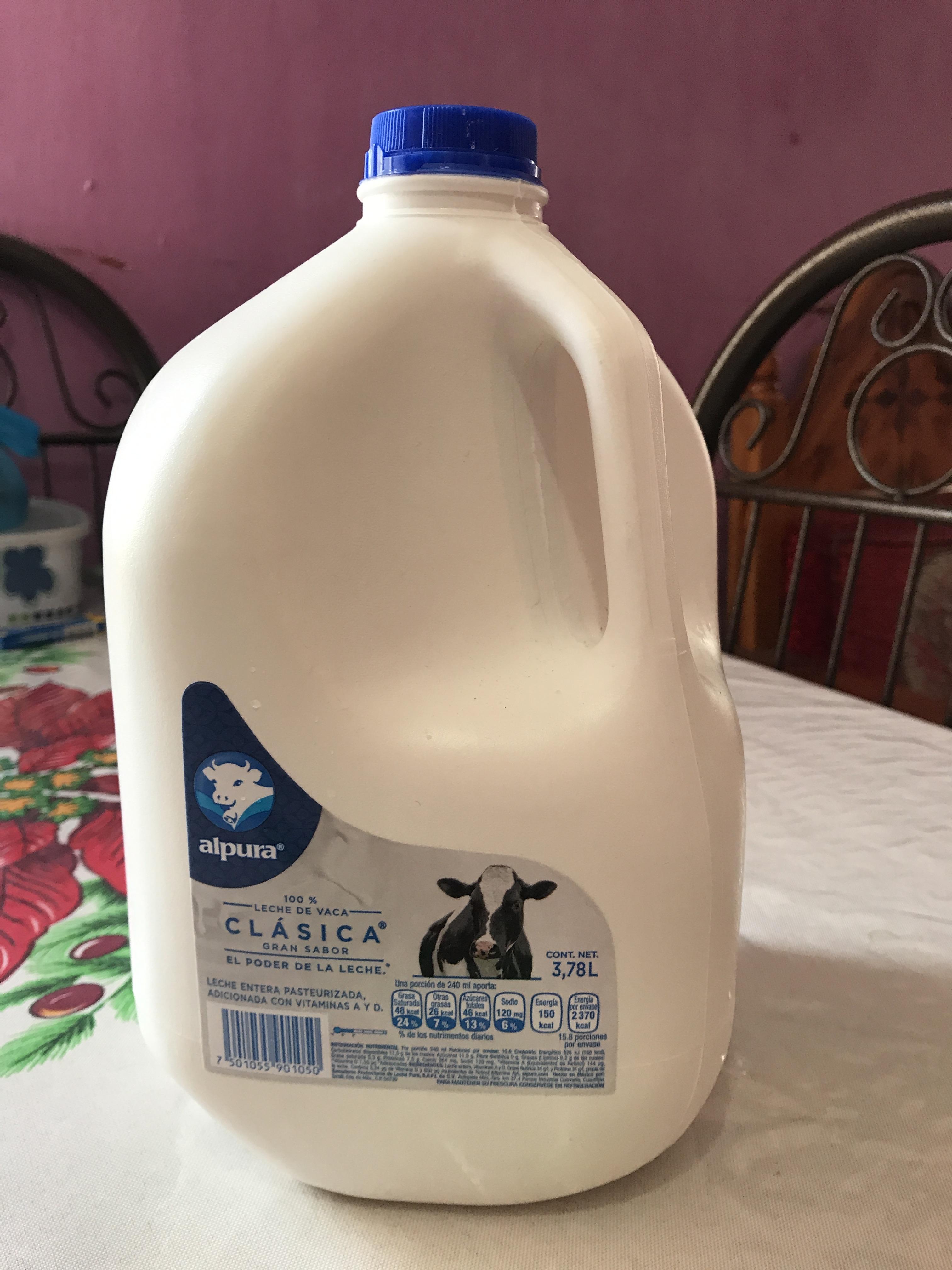 Walmart: Galón de leche Alpura