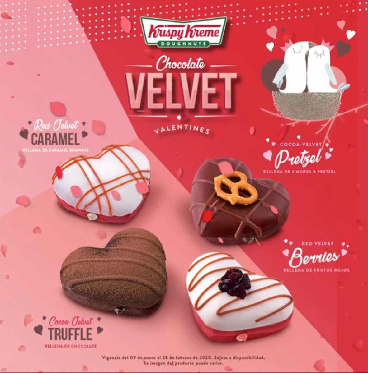 Peixe Groupon: Krispy Kreme Media Docena de Donas Select Mix