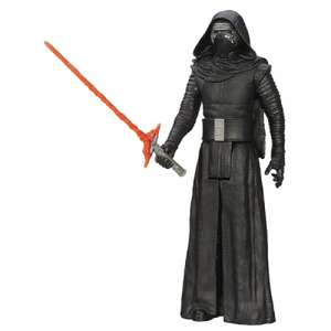 Amazon: figuras de Star Wars de 30cm, ejemplo, Star Wars Episodio 7 Hero Series Kylo Ren a $135