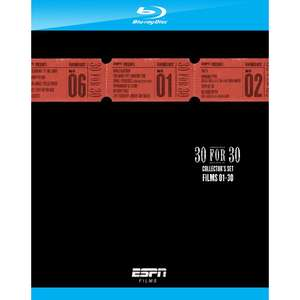 Amazon: ESPN 30 for 30 Collector's Edition blu-ray (6 discos)