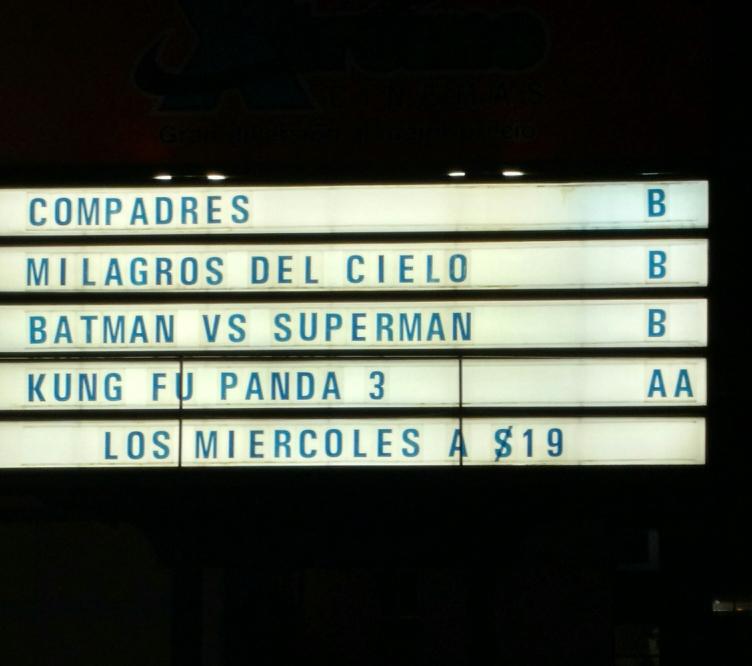 Xtreme Cinemas: boletos a $19 los miércoles