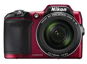 Amazon: Nikon Coolpix L840 a $2,999