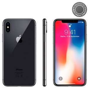 Privalia Iphone X 64 gb reacondicionado