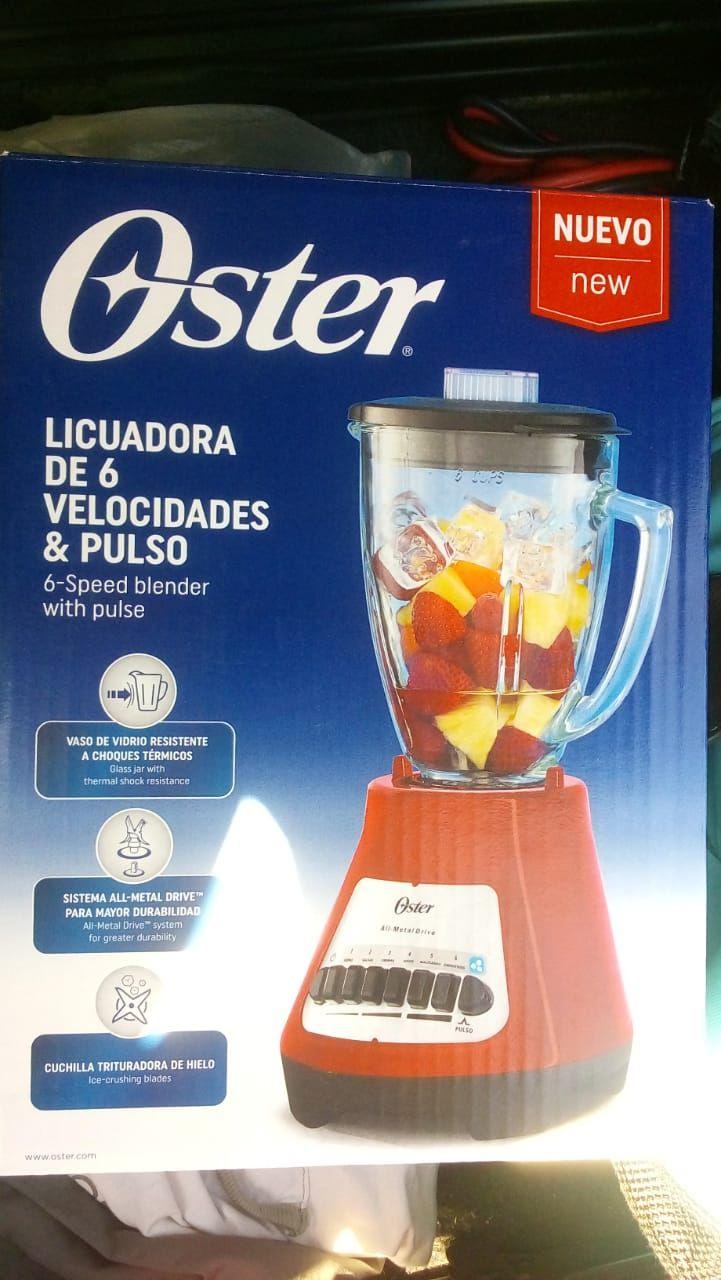 Walmart SLP Licuadora Oster