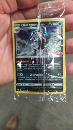 Gamers: Tarjeta Pokémon de regalo