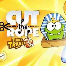 App Store: Cut the Rope: Time Travel gratis