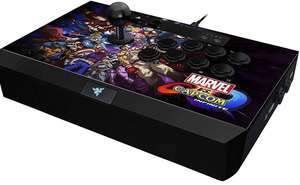 Amazon México: Razer Panthera Arcade Stick for PS4 - Marvel vs Capcom Edition