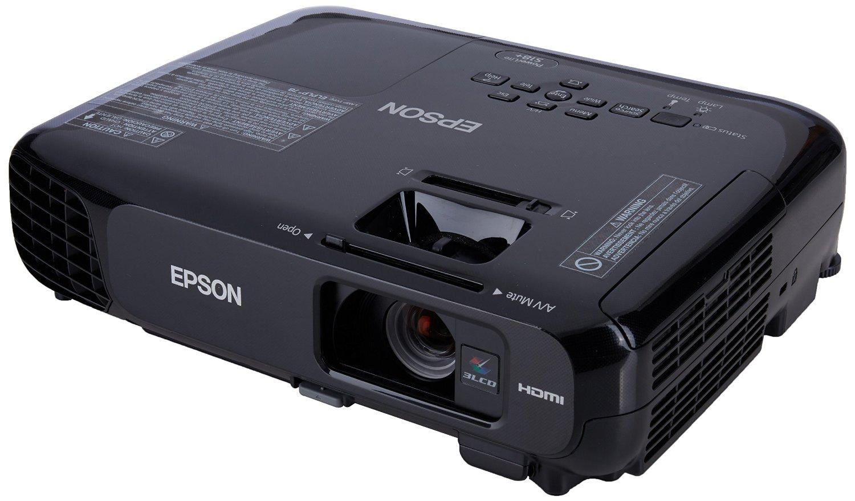 Amazon: Proyector Epson V11H552021 Powerlite S18+ a $5,999 ($5,099 con Saldazo)