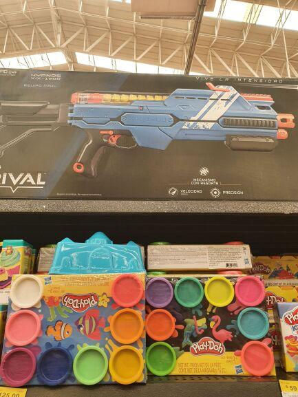 Walmart: Nerf Rival Hypnos y más