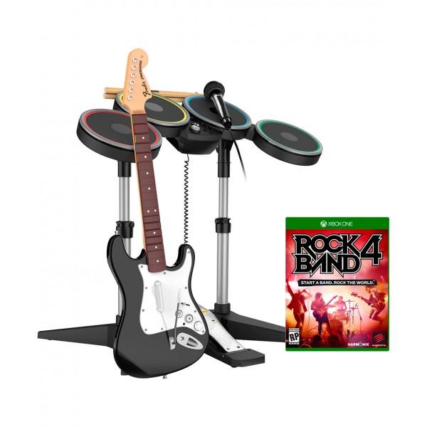 Palacio de Hierro en línea: Rock Band 4 para Xbox One y PS4 a $3,799