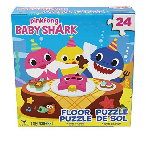 Amazon: Rompecabezas Babyshark