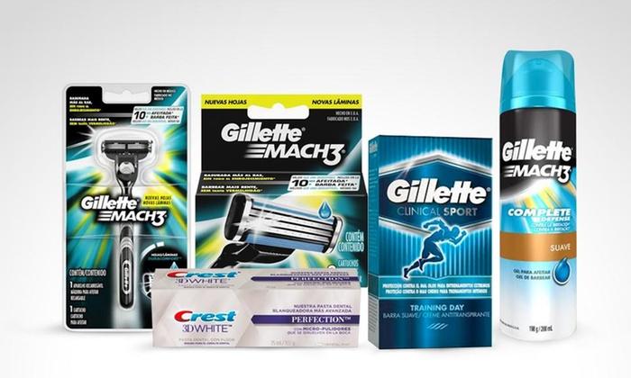 Groupon: varios paquetes de cuidado personal desde $99