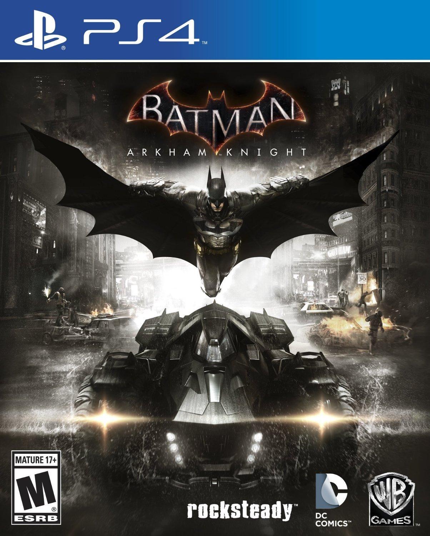 Amazon: Batman Arkham Knight para Playstation 4 o Xbox One a $399 o $340 con Saldazo