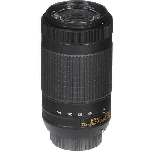 Amazon Lente AF-P DX Nikkor 70-300 mm F/4.5-6.3G ED VR