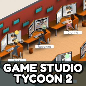 Juego GAME STUDIO TYCOON 2 para OS X como descarga GRATUITA en Mac App Store por 48 horas.