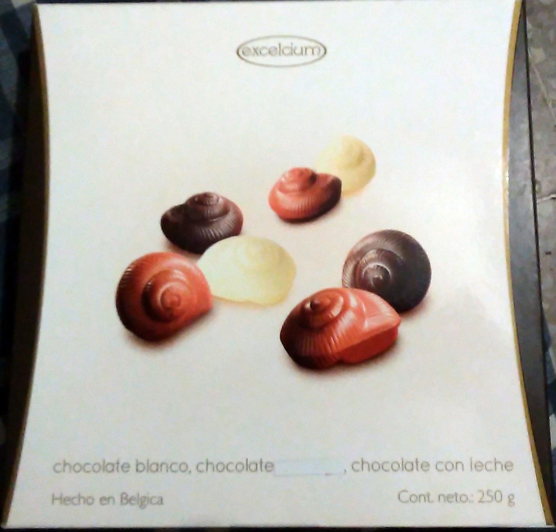 Walmart: Liquidación de chocolates belgas desde $15.01