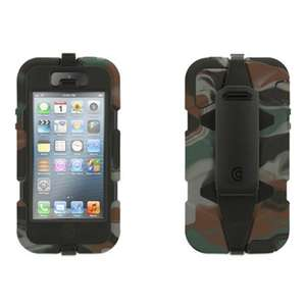 Walmart en línea: Carcasa para iPhone 5 y 5S Griffin Army Green